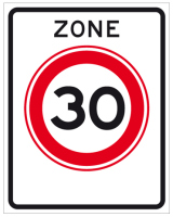 A1-zone-30 Categorie A - Snelheid