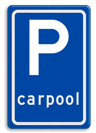 E13-parkeerplaats-carpool