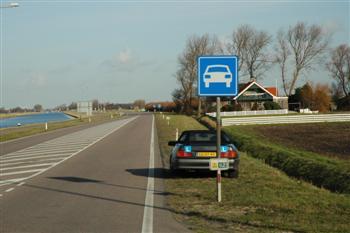 autoweg-1 Stilstaan - Autowegen en autosnelwegen