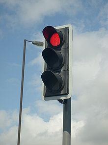 driekleurige-verkeerslichten Driekleurige verkeerslichten