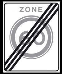 einde zone 60