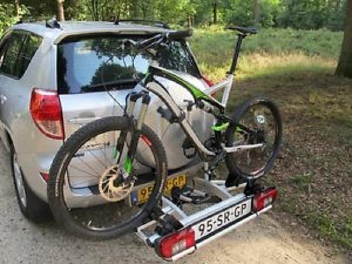 fiets-trekhaak Categorie C Inrichting, belading en slepen van voertuigen