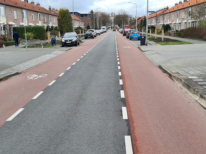 fietsstroken