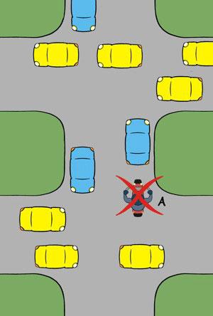 gelijkwaardig-2 Oversteken van kruispunten