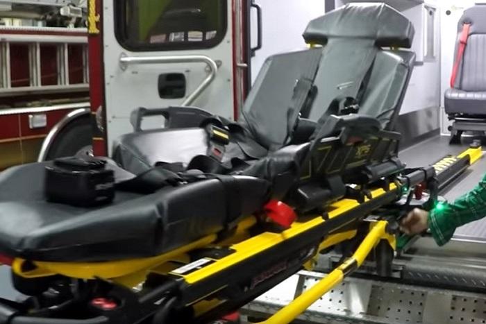 ligplaats ambulance