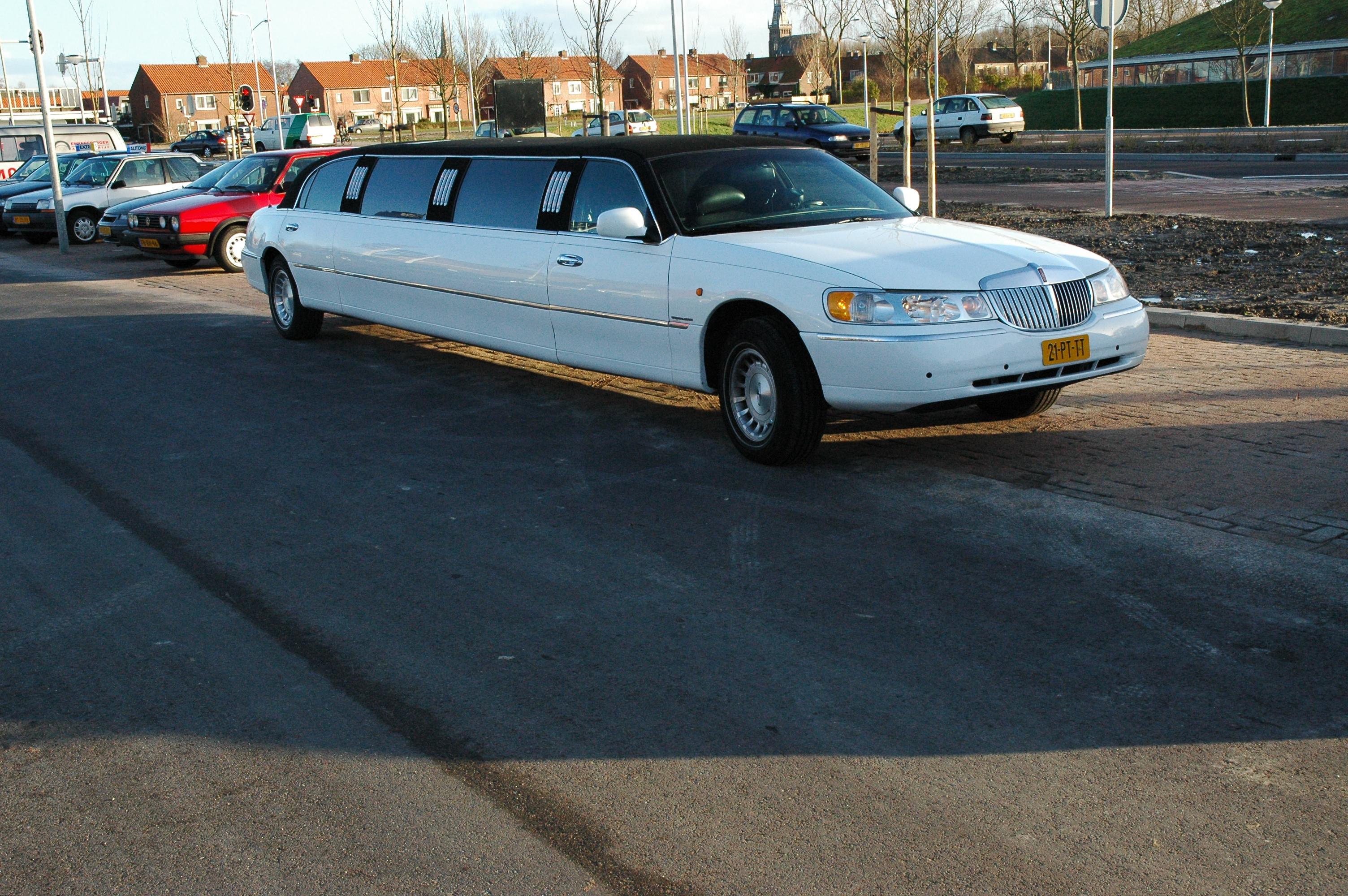 limousine Personenauto