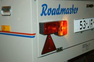 mistachterlicht-aanhangwagen Verlichting aanhangwagens