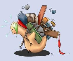 quail-lading Inleiding van het hoofdstuk inrichting, belading en slepen van voertuigen