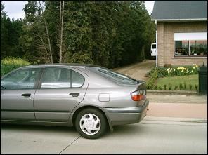 uitrit-parkeren Parkeren - Voor een in- uitrit