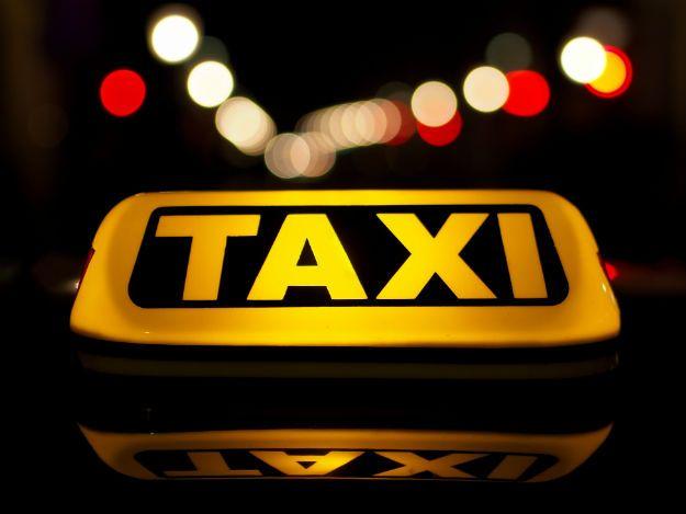 verlicht-taxi-bord Verlicht transparant