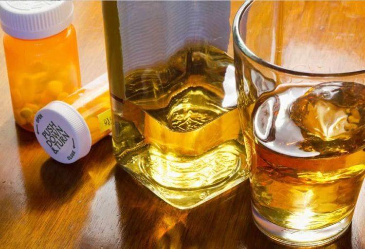 alcohol en medicijnen