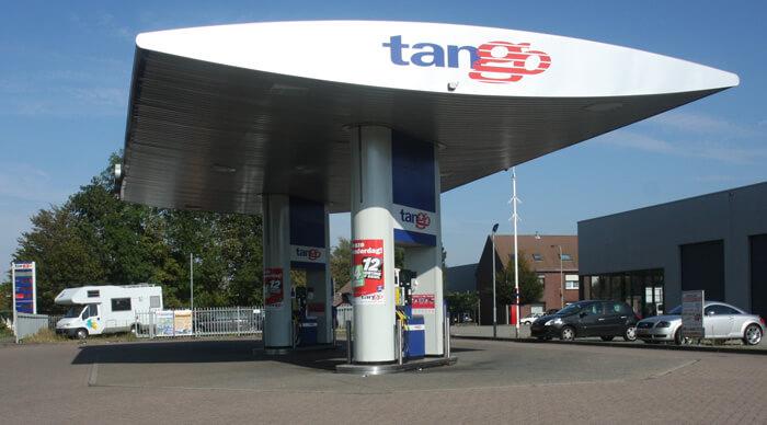 benzinestation