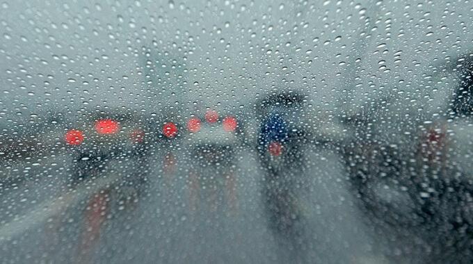 remmen in regen
