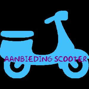 aanbieding scooter theorie