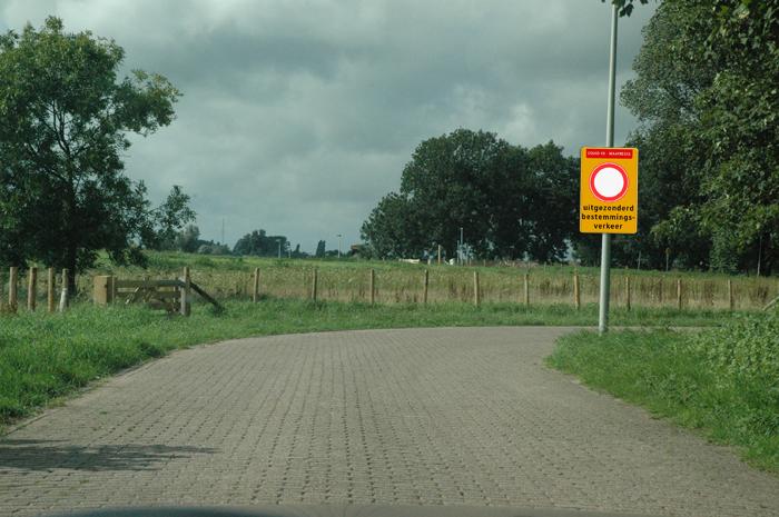 A-ABAM20A Categorie A Algemene bepalingen verkeerswetgeving