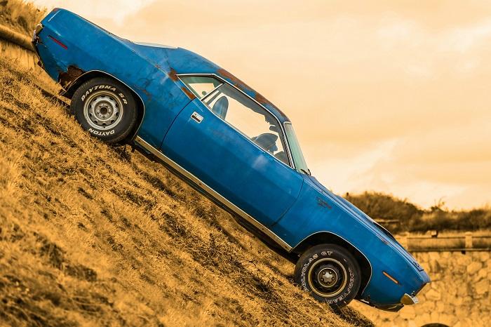 auto heuvel