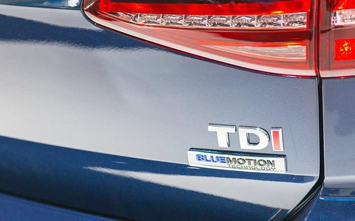 nieuwe diesel auto