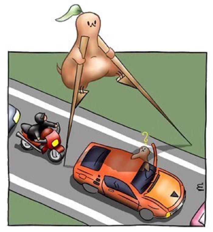 quail-manoeuvres Bijzondere wegen, weggedeelten, weggebruikers en manoeuvres - Kennis - Examenvragen oefenen deel 1