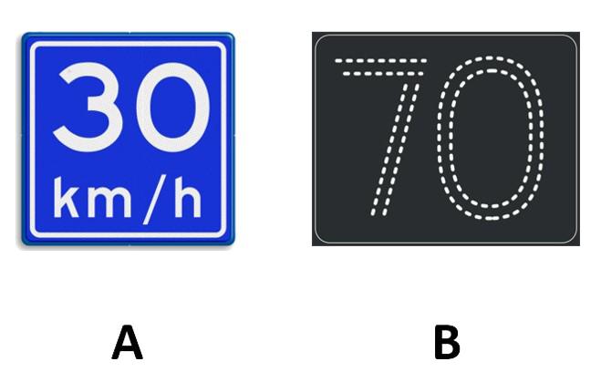 a5-a3 Categorie T Snelheid