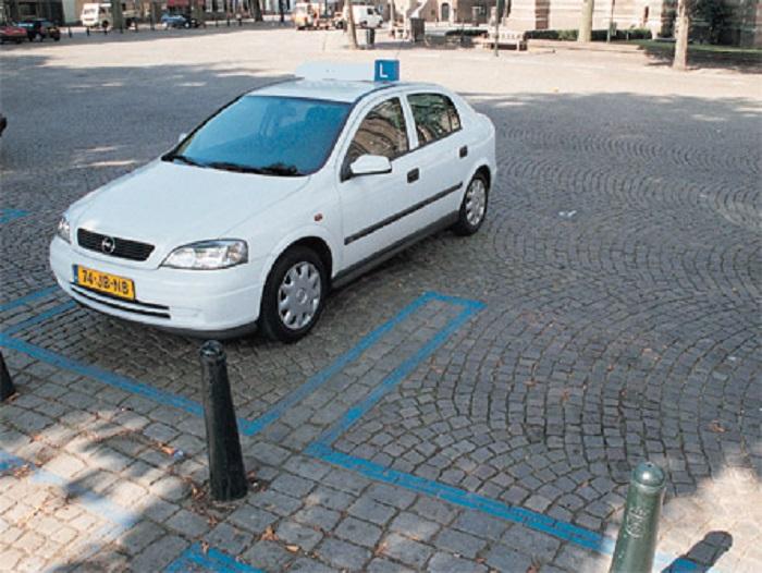 parkeren-12 Categorie U Stilstaan en parkeren