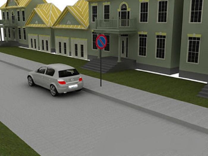 parkeren-16 Categorie U Stilstaan en parkeren deel 2