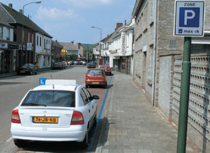 parkeren-6 Categorie U Stilstaan en parkeren
