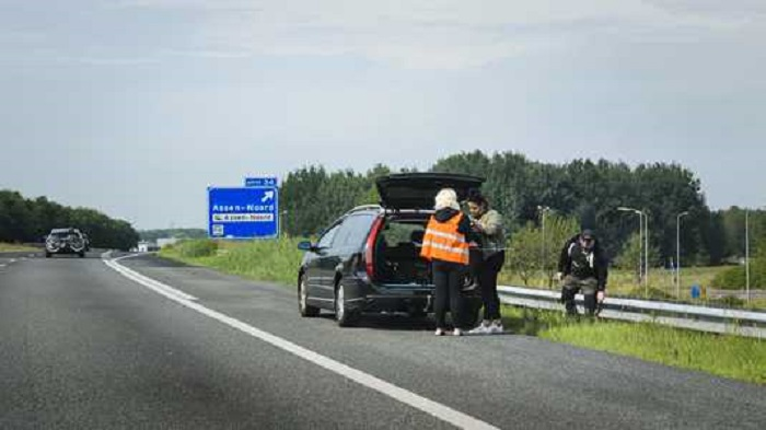 pech-11a Veilig rijden - Inzicht - Examenvragen oefenen deel 2