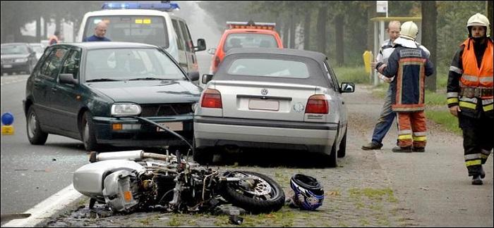 pech-3 Categorie L Handelen bij ongevallen en pech onderweg
