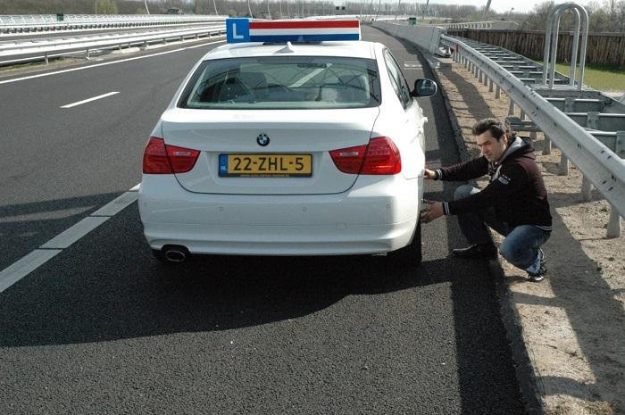 pech-5 Categorie L Handelen bij ongevallen en pech onderweg