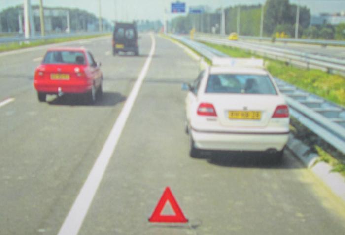 pech-8 Veilig rijden - Inzicht - Examenvragen oefenen deel 2
