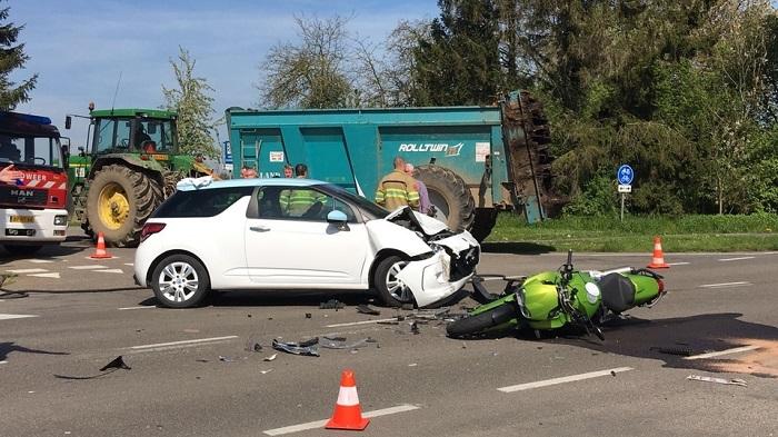 pech-8a Veilig rijden - Inzicht - Examenvragen oefenen deel 2