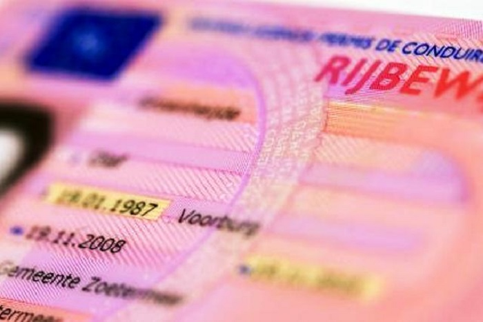 rij-41 Categorie B Rijbevoegdheid en rijbewijzen