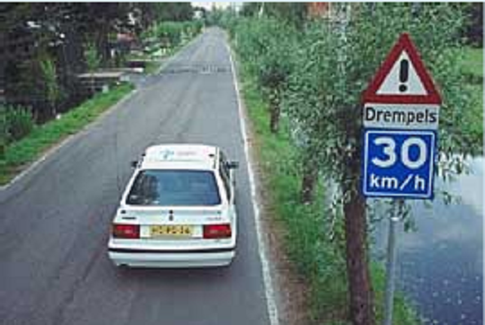 snelheid-9 Categorie T Snelheid