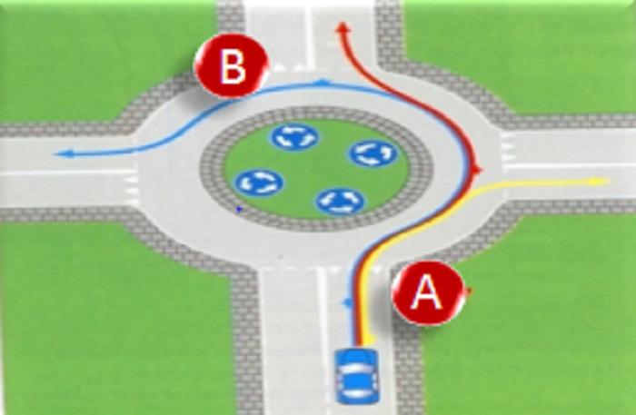 tekens-9 Categorie V Geven van tekens en signalen