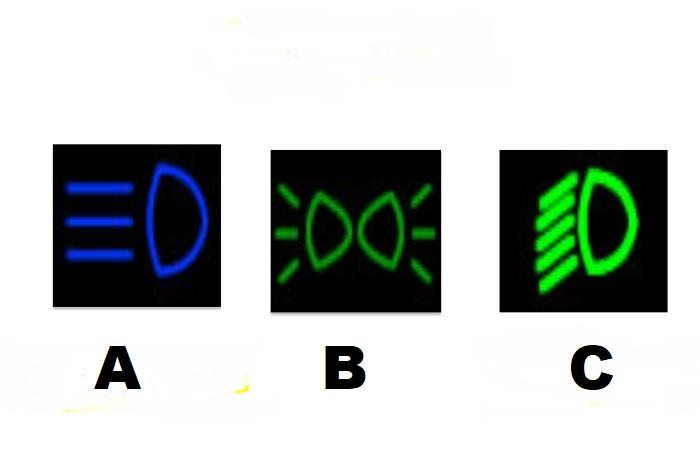 verlichting-14 Categorie W Gebruik van lichten