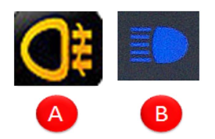 verlichting-15 Categorie W Gebruik van lichten