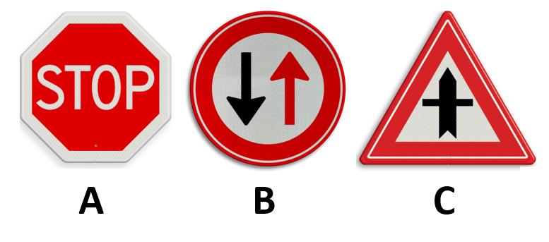 vvv Categorie X Verkeersborden deel 2