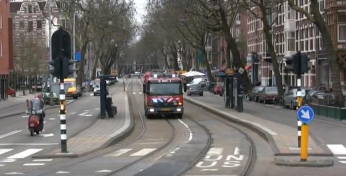 trams-abam66 Categorie P Voor laten gaan van voorrangsvoertuigen, militaire colonnes en trams deel 2