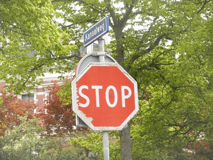 verkeerstekens-am17 Categorie Z Verkeerstekens op het wegdek