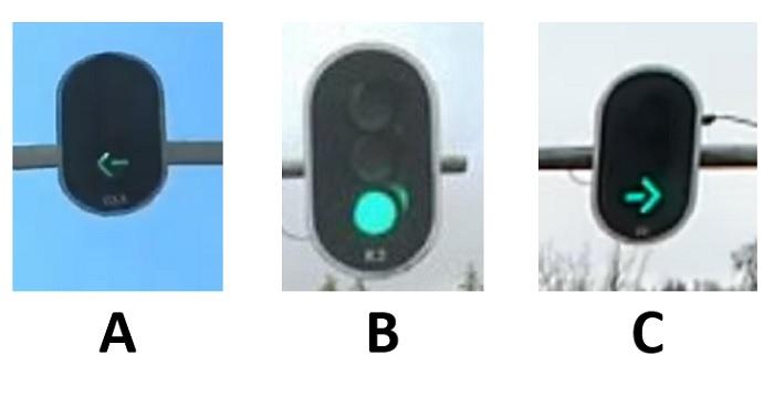 b26 Categorie Y Verkeerslichten en aanwijzingen deel 2